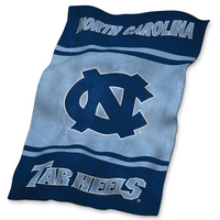 University of North Carolina Chapel Hill Ultrasoft Blanket