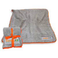 Frosty Fleece Blanket