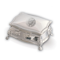 Figaro Rectangle Jewelry Box