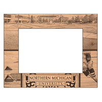 5 in. x 7 in.  Alderwood Collegiate Frame