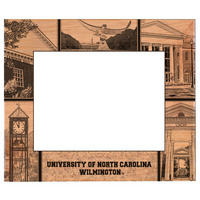 8 in. x 10 in.  Alderwood Collegiate Frame