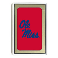 Ole Miss Deck of Cards
