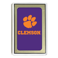 Clemson Tigers Deck of Cards
