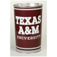Texas A&M Aggies Waste Basket from Wincraft