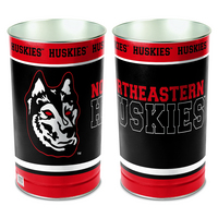 Northeastern Huskies Waste Basket from Wincraft