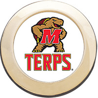 University of Maryland Round Magnet