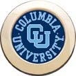 Columbia Lions Round Magnet
