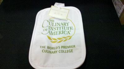 Culinary Institute Of America Pot Holder