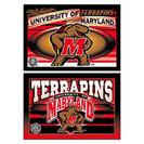 University of Maryland Two Pack Rectangular Magnets from Wincraft