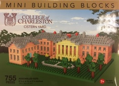 Cistern Yard Mini Building Block Set