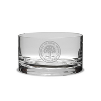 Etched Petite Candy Bowl 5.5x3H (Online Only)