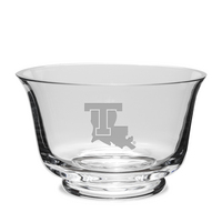 Etched Crystal Revere Bowl