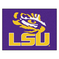 LSU Tigers Floor Mat from Fanmats