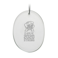 Oval Ornament 2020