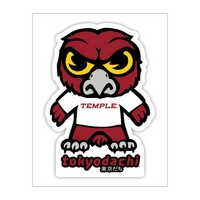 Temple Tokyodachi Sticker