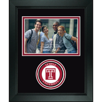 Temple Churchill Classics Horizontal Logo Photo Frame