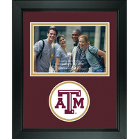 Texas A&M Aggies Churchill Classics Horizontal Logo Photo Frame