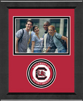 South Carolina Gamecocks Churchill Classics Horizontal Logo Photo Frame