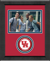 Houston Cougars Churchill Classics Horizontal Logo Photo Frame