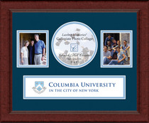 Columbia University Churchill Classics Banner Collage Frame