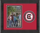South Carolina Gamecocks Churchill Classics Vertical Logo Photo Frame