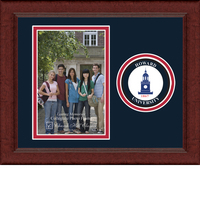 Churchill Classics Vertical Logo Photo Frame