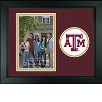 Texas A&M Aggies Churchill Classics Vertical Logo Photo Frame