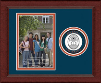 Bucknell Churchill Classics Vertical Logo Photo Frame