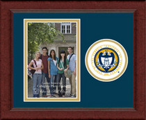 Georgia Tech Churchill Classics Vertical Logo Photo Frame