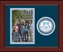 Columbia Lions Churchill Classics Vertical Logo Photo Frame