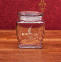 Crystal Flare Jar