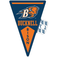 Blue 84 Coco Pennant Sticker