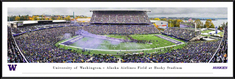 Washington Huskies Football  Standard Frame