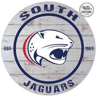 Indoor Outdoor Classic Logo Circle Sign