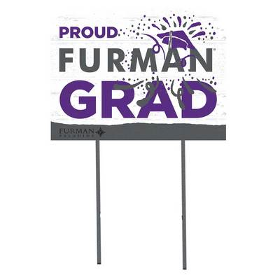 Proud Grad Yard Sign