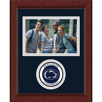 Penn State Nittany Lions Churchill Classics Horizontal Logo Photo Frame