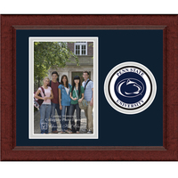 Penn State Nittany Lions Churchill Classics Vertical Logo Photo Frame