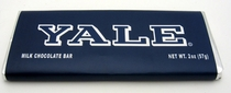 Yale Bulldogs Chocolate Bar