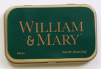 Gold Mint Tin