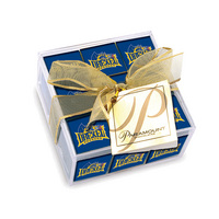 63 Piece Acrylic Chocolate Gift Box Set