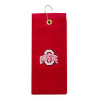 Team Golf Embroidered Towel