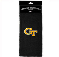 Georgia Tech Embroidered Towel from Team Golf