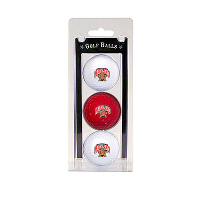 University of Maryland Golf Ball Pack from Team Golf