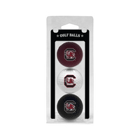 South Carolina Gamecocks Golf Ball Pack from Team Golf