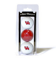 Houston Cougars Golf Ball Pack from Team Golf