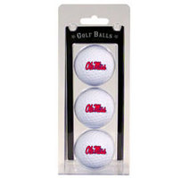 Ole Miss Golf Ball Pack from Team Golf
