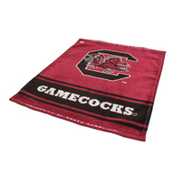 South Carolina Gamecocks Woven Towel from Team Golf