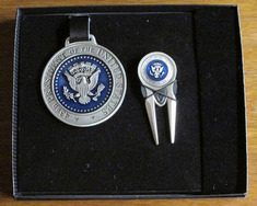 Bush Center Golf Set