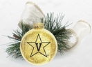 Sparkle Ornament