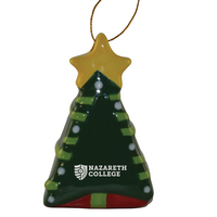 Ceramic Tree Shaped Ornament